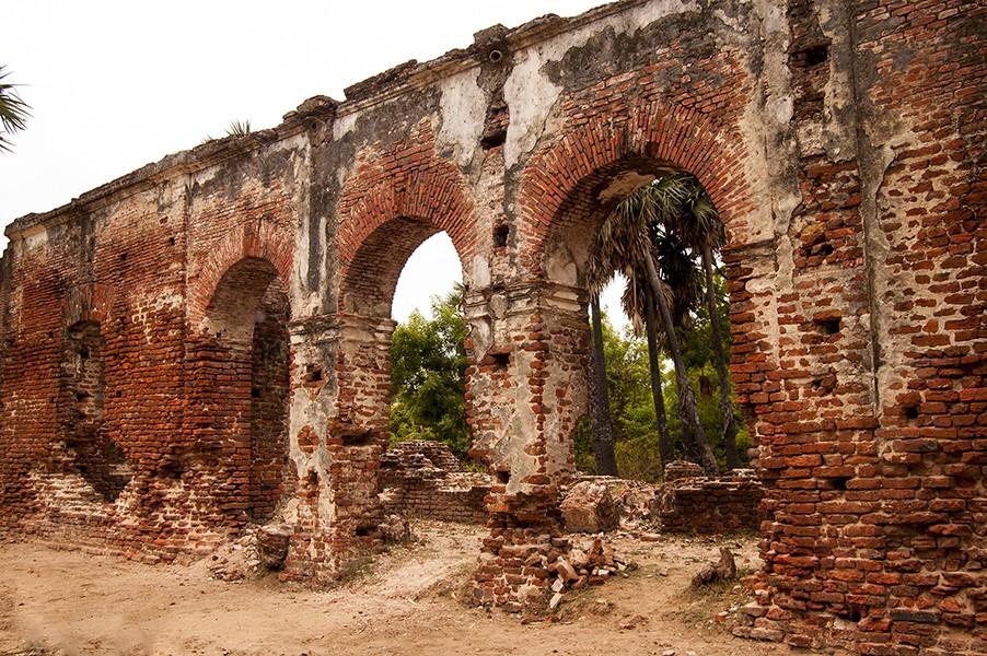 Arikamedu-port-romain