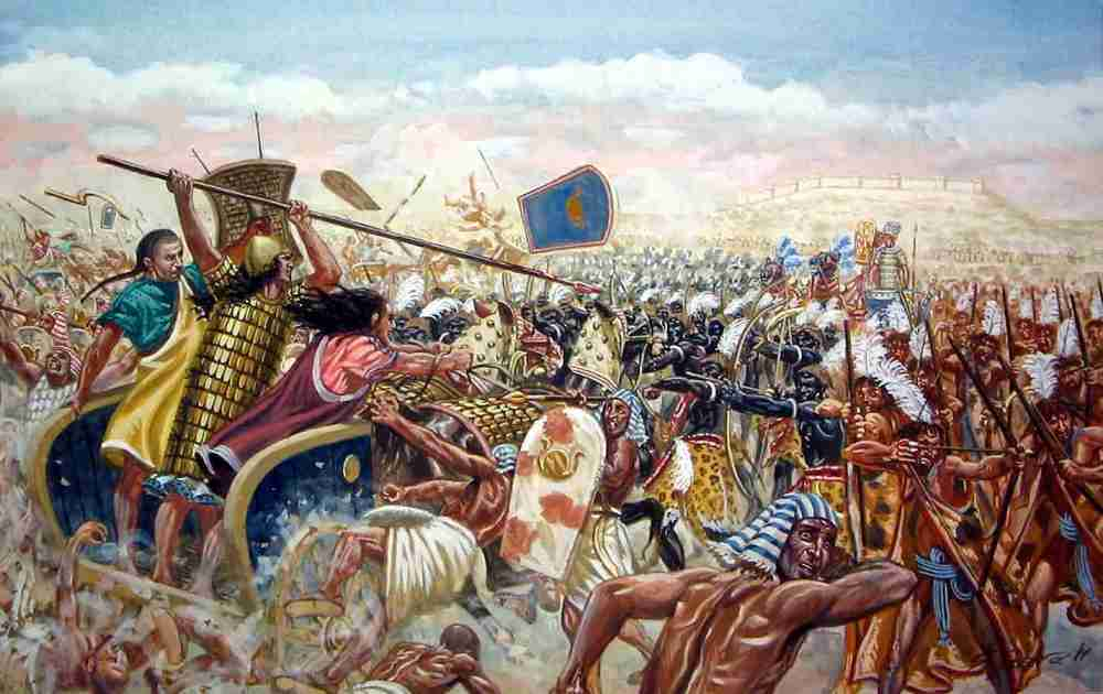 bataille-de-qadesh